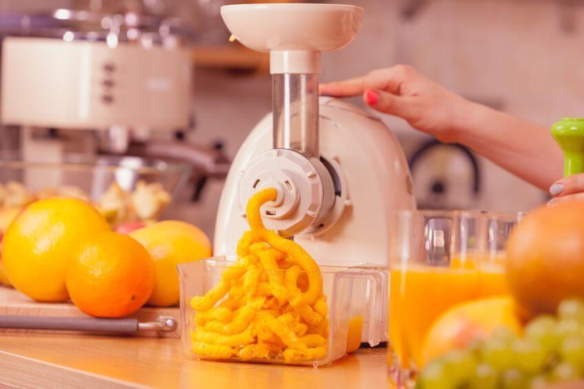 3 idées de recettes originales avec l'extracteur de jus