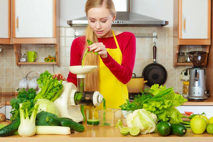 Jus vert : le top 3 des recettes excellentes pour la santé