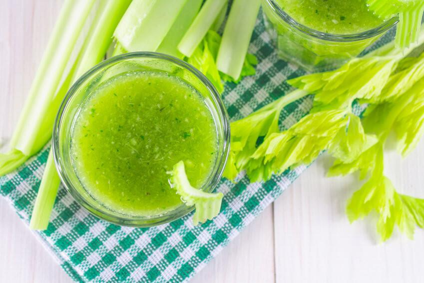 Conseil de Bastien : découvrez le jus healthy au céleri