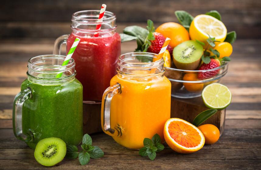 Découvrez trois jus de fruits et légumes bons pour la santé